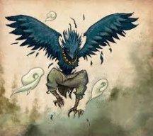 Stormy Crow