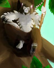 Oddly Lionized